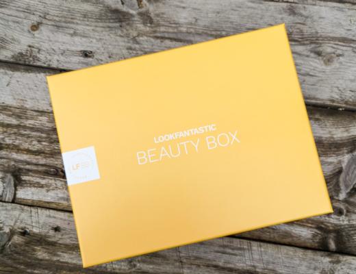 spoiler lookfantastic beauty box oktober 2021 - treat yourself