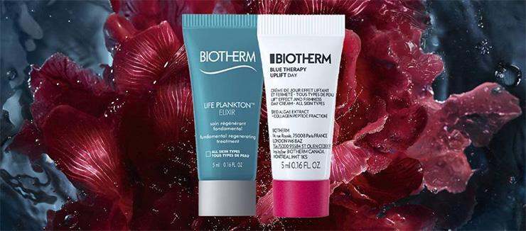 biotherm gratisprov