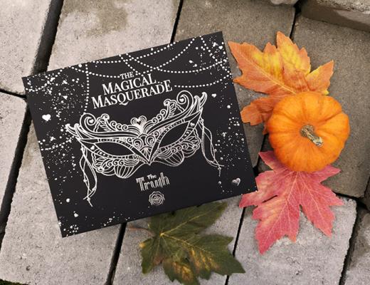 glossybox oktober 2021 - the magical masquerade